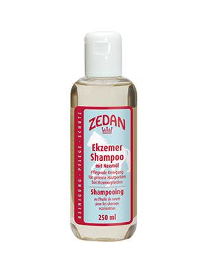 ZEDAN Ekzemer Shampoo - ideal für empfindliche Ekzemer Pferde - mit Neemöl